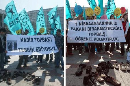 Öğrencilerden Kadir Topbaş'a 1 Nisan Şakası