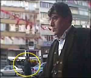 Hrant Dink Cinayetinde ikinci kişi