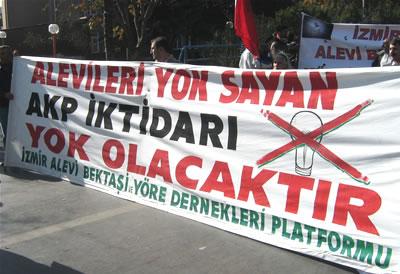 'Aleviler nasıl AKP karşıtı olur anlamadık'