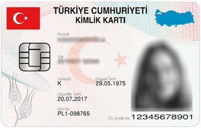 Erdoğan 'normal' dedi yeni kimlikler geliyor