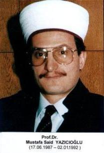 Yazıcıoğlu: Cemevi ibadethane değildir