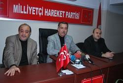 MHP İl Başkanı Olayların Sorumlusunu Buldu: İyice azan bölücüler ve provokatörler !