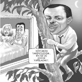 """Erdoğan'ın """"3 çocuk"""" ısrarına mizahi bakış..."""