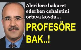 AKP'li Özbayrak Yine Sahnede