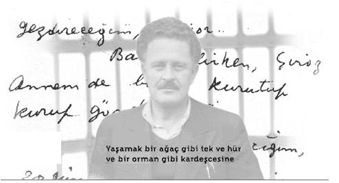Fethullah Gülen'le Nazım Hikmet'i kıyaslamak insafsızlıktır