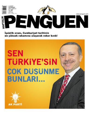 Sen Türkiye'sin Büyük Düşün!