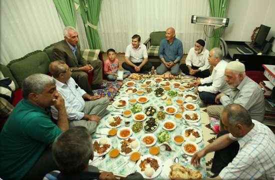 Ramazanda Er-kek Sofrası