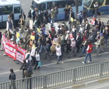 Kadıköyde kitlesel GSS karşıtı eylem!