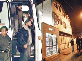 İstanbul Habipler de tarikat baskını