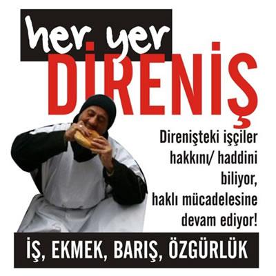 Aydınlar TEKEL işçilerine Destek Vermeye Ankara'ya Gidiyor