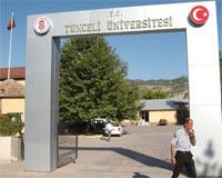 Alevi dedeleri Tunceli Üniversitesi'ne müdür yardımcısı oldu